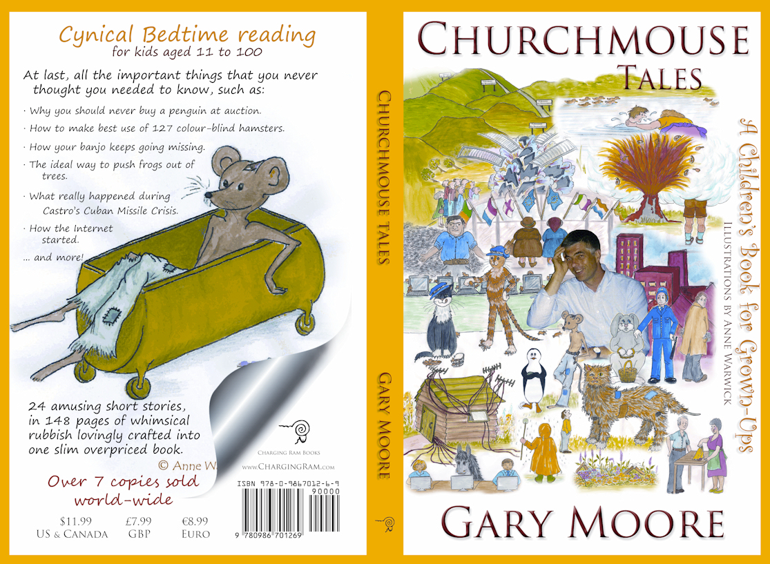 Churchmouse Tales: Feb 1, 2011